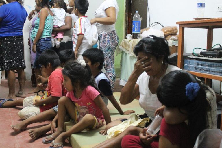 Más de 10 000 damnificados han sido rescatados en las últimas horas en Piura.  Foto  Rita García. 752a981c183