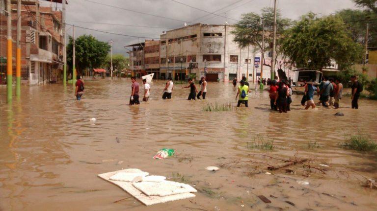 Un día después  las consecuencias de los desbordes e inundaciones ... 35de7f7f644