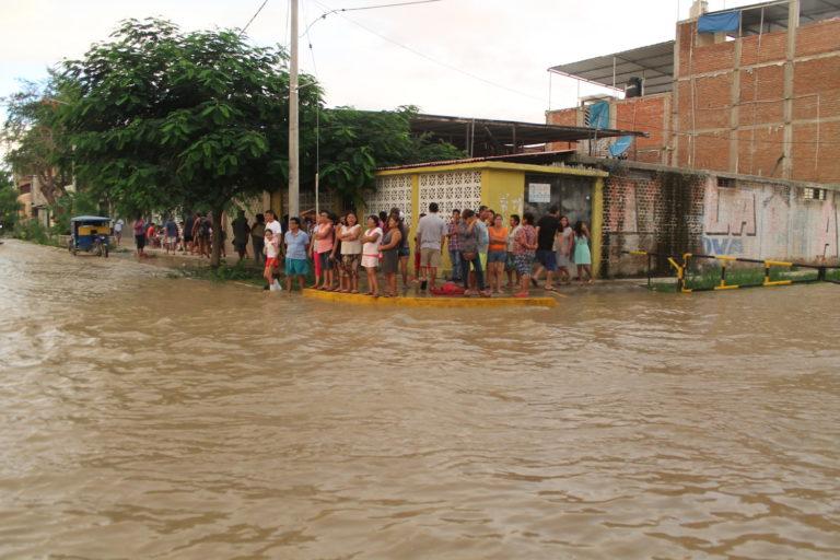 El distrito de Castilla ha sido uno de los más afectados con las última  inundaciones. Foto  Rita García. 34f7d0c28cf