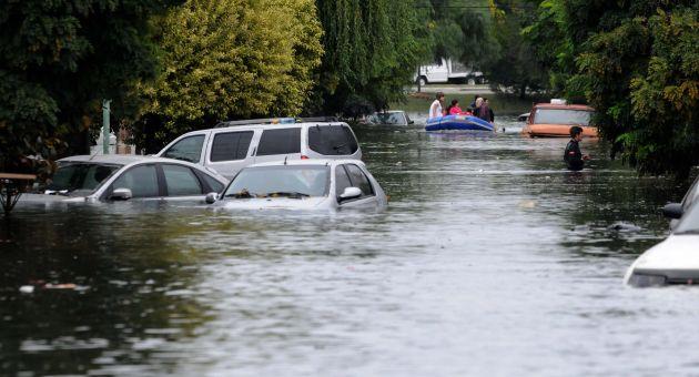 Lluvias extremas e inundaciones: especialistas explican por qué golpean  actualmente a países de América del Sur
